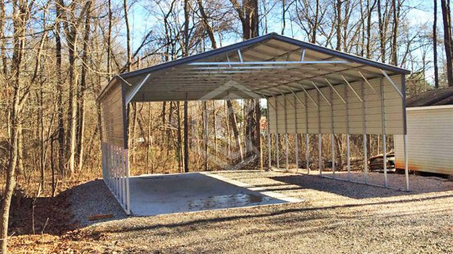 26x41x12-triple-wide-metal-carport