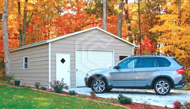 20x26x9 Garage