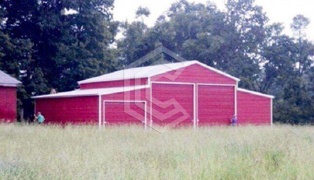 22x26x12 Red Barn