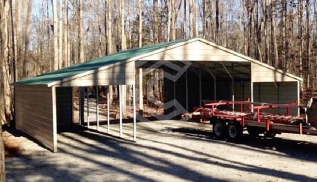 42x26x10 Certified Seneca Barn
