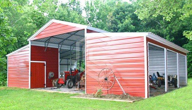42x31x12 Carolina Barn