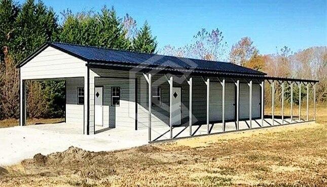 38 x 65 Utility Garage