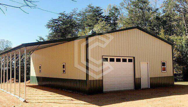 42 x 40 Workshop Building