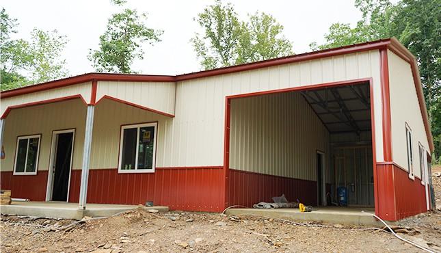 30 x 56 Garage Building