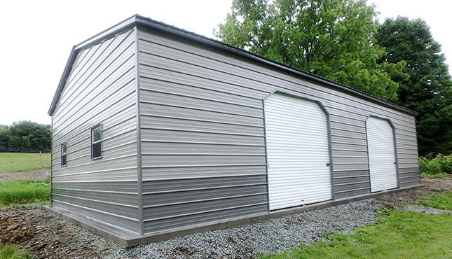 30x40 Metal Building