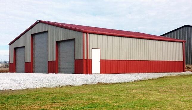 40x40 Metal Building