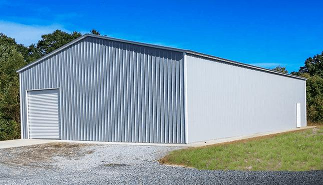 40x80 Metal Building